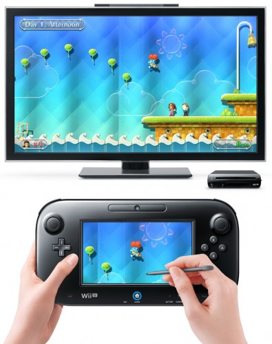 wiiu,test,avis,impression,nintendo land,nintendo, balloon Trip Breeze