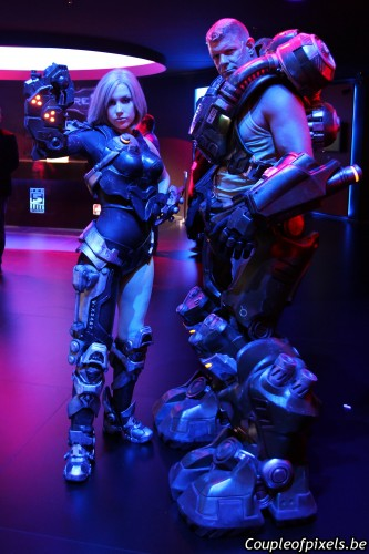 firefall,cosplay