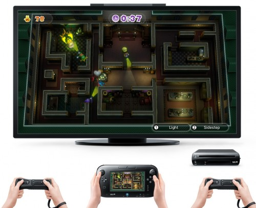 wiiu,test,avis,impression,nintendo land,nintendo, luigi's ghost mansion