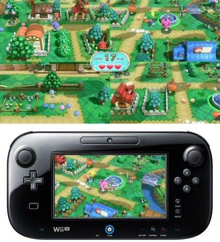 wiiu,test,avis,impression,nintendo land,nintendo, animal crossing sweet day