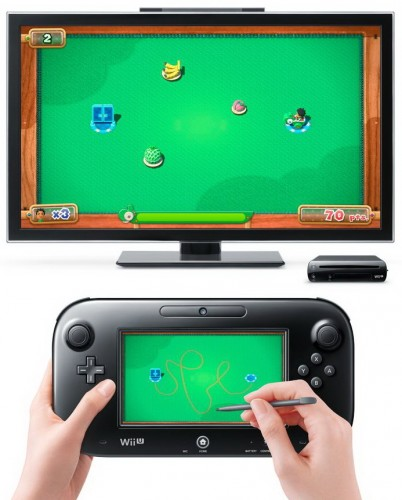 wiiu,test,avis,impression,nintendo land,nintendo, yoshi's fruit cart
