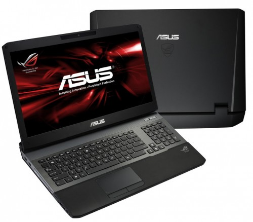 asus g75,republic of gamers,portable,gamer,hardware,test