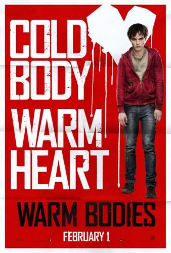 warm bodies, cinéma,