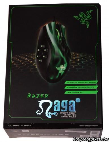 noël, cadeaux, gamer, gameuse, geekettes, bébé, 2012, Razer Naga Hex