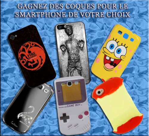 concours, gagner, smartphone, coque