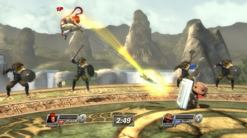 playstation all-stars : battle royale,test,ps vita,ps3,sony