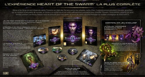 starcraft ii,starcraft 2,heart of the swarm,blizzard,collector