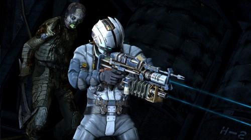 dead space 3,tps,survival horror,test,ea,visceral games