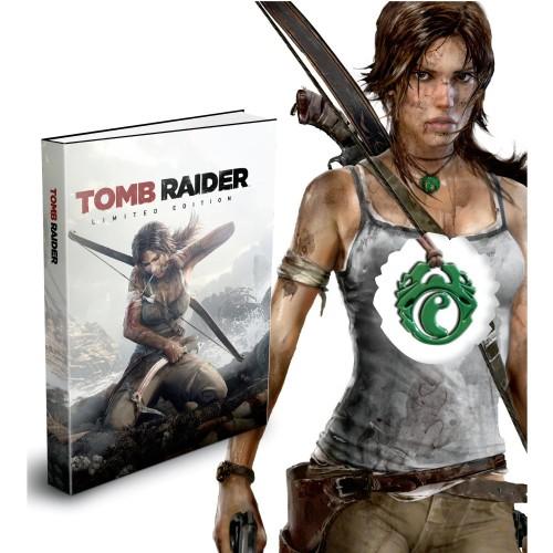 tomb raider,artbook,guide,craquage, précommande