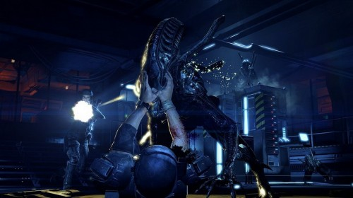 aliens colonial marines,test,gearbox,sega