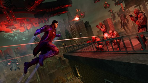 saints row, saints row 4, deep silver, annonce, sortie