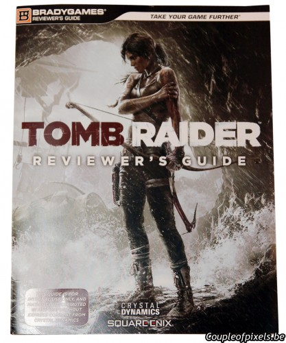 tomb raider,steelbook,t-shirt,arrivage,square enix,goodies