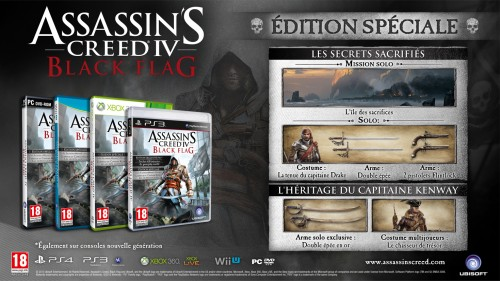 assassin's creed iv,assassin's creed 4,black flag,collector,trailer