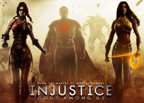 injustice, injustice gods among us, nether realm, warner, preview, dc comics