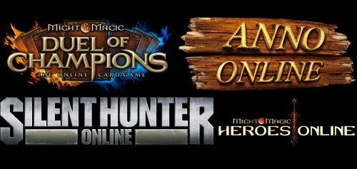 might and magic online,silent hunter online,anno online,free to play,ubisoft,preview