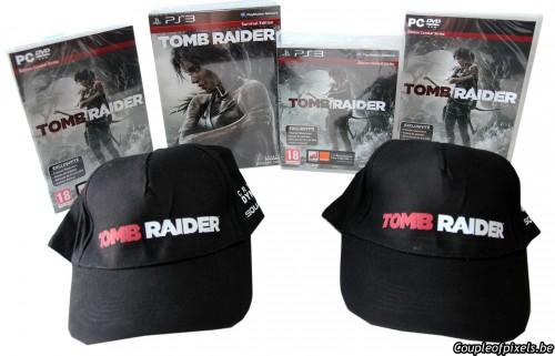 tomb raider,concours,square enix,goodies,jeux,pc,ps3