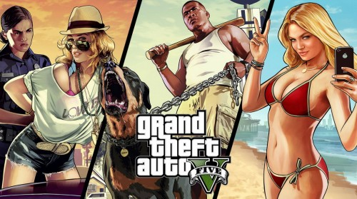 gta 5,gta v,trailer,personnages,videos,rockstar