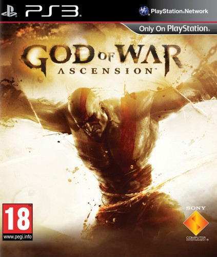 god of war ascension,god of war,kratos,test,ps3
