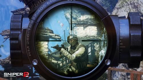 sniper host warrior 2,sniper,city interactive,test