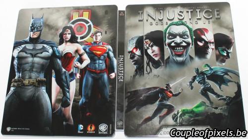 injustice gods among us,injustice,collector,déballage,warner,figurine