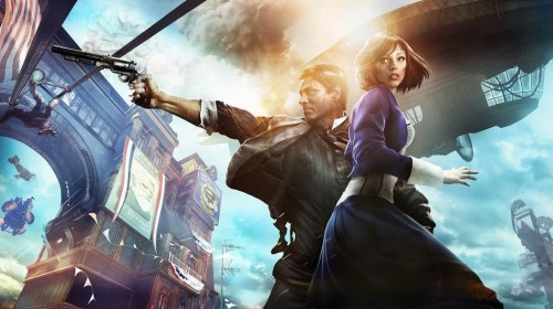 bioshock infinite,bioshock,test,2k games,fps