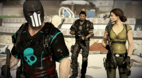 army of two devils cartel,army of two,tps,coop,electronic arts,test