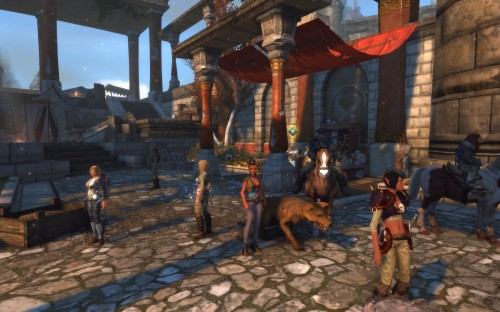 neverwinter, beta, preview, cryptic, impressions