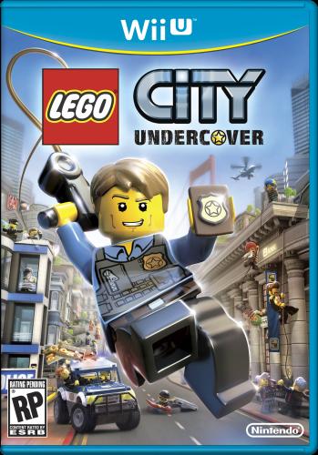 lego city undercover,test,nintendo,wii u
