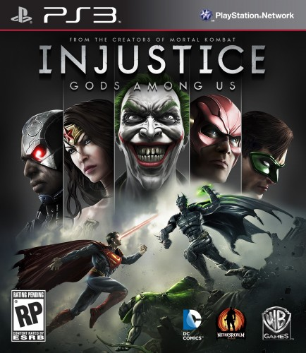test,injustice,injustice gods among us,nether realm,warner, dc comics