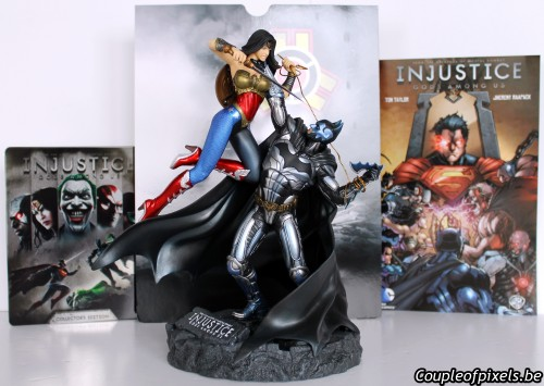 concours,gagner,injustice,injustice gods among us,warner,collector