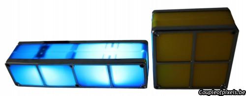 craquage,lampe,tetris