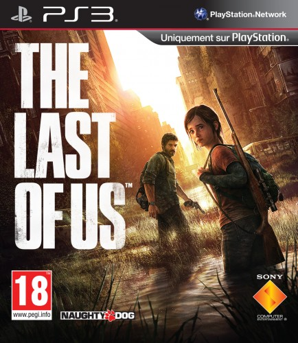 the last of us,ps3,jaquette