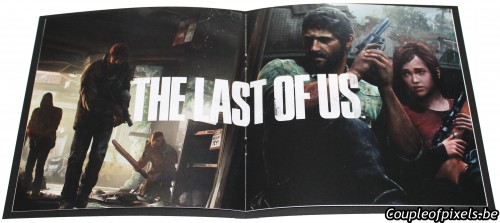 the last of us,ps3,kit presse,déballage