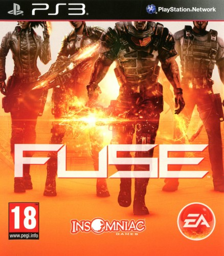 fuse,test,insomniac games,electronic arts,tps,coop