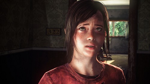 the last of us,ps3,naughty dog,test