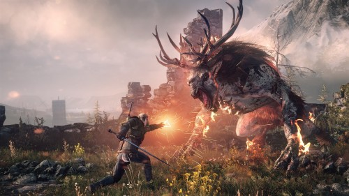 e3 2013,the witcher 3,wild hunt,cd projekt