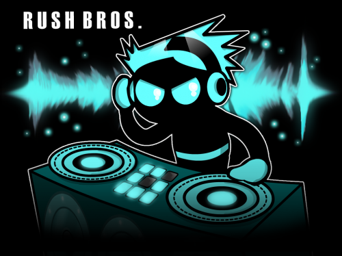 rush bros,test,plate-forme