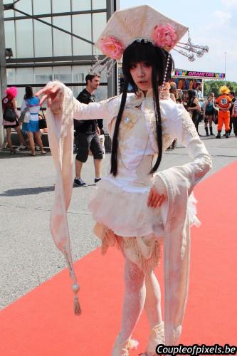 japan expo 2013,cosplay,photos