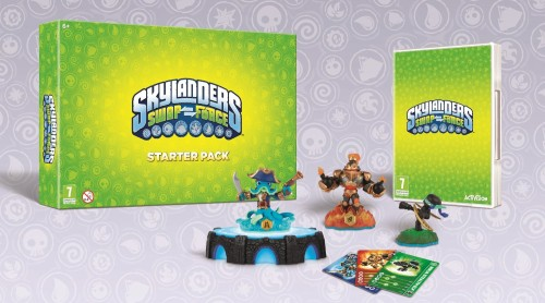 e3 2013,skylanders swap force,skylanders,preview,figurines,activision