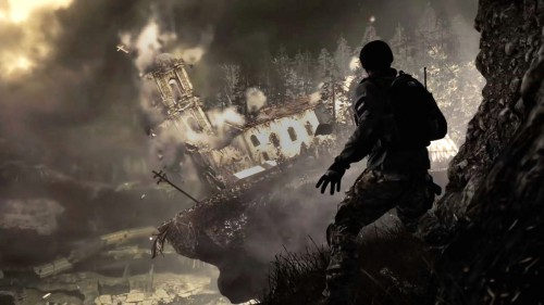 e3 2013,call of duty ghosts,call of duty,preview,fps