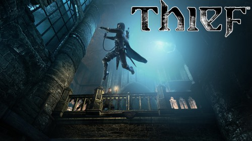 e3 2013,thief,preview,square enix