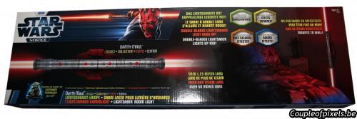 star wars,sabre laser,craquage,déballage