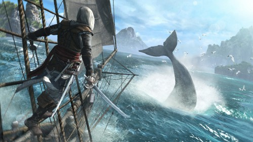 assassin's creed iv,assassin's creed 4,black flag,edward,preview,event,producer tour,ubisoft