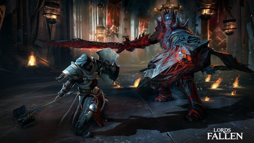 e3 2013,lords of the fallen,preview,deck 13,city interactive