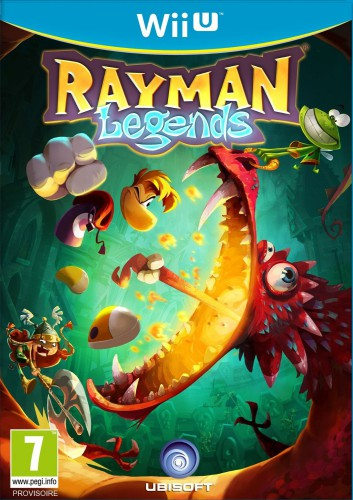 concours,gagner,rayman legends,ubisoft