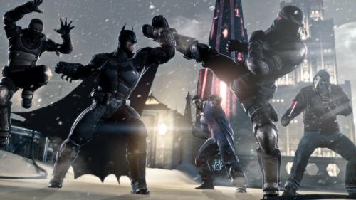 e3 2013,batman arkham origins,batman,preview