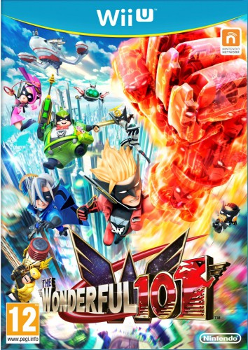wonderfull 101,wii u,test,platinum games
