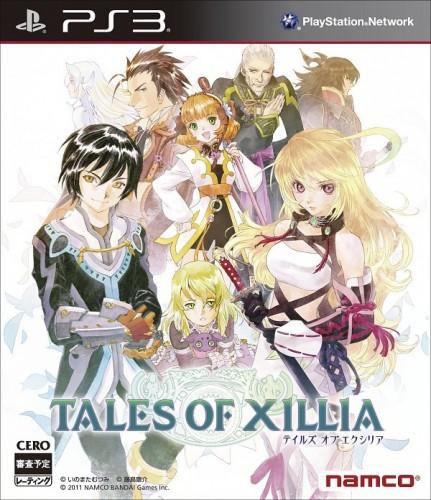 tales of,tales of xillia,test,namco bandai