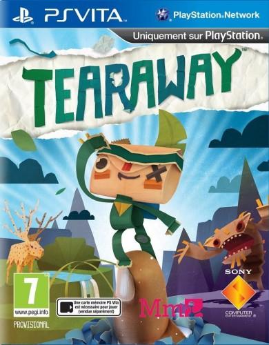 tearaway,preview,ps vita,gamescom 2013,media molecule