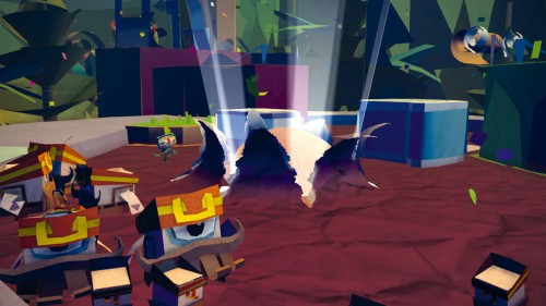 tearaway,preview,ps vita,gamescom 2013,media molecule